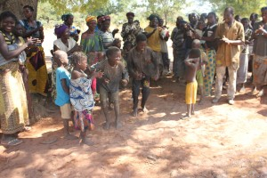 The Water Project : 13-burkinafaso9091-children-celebrating