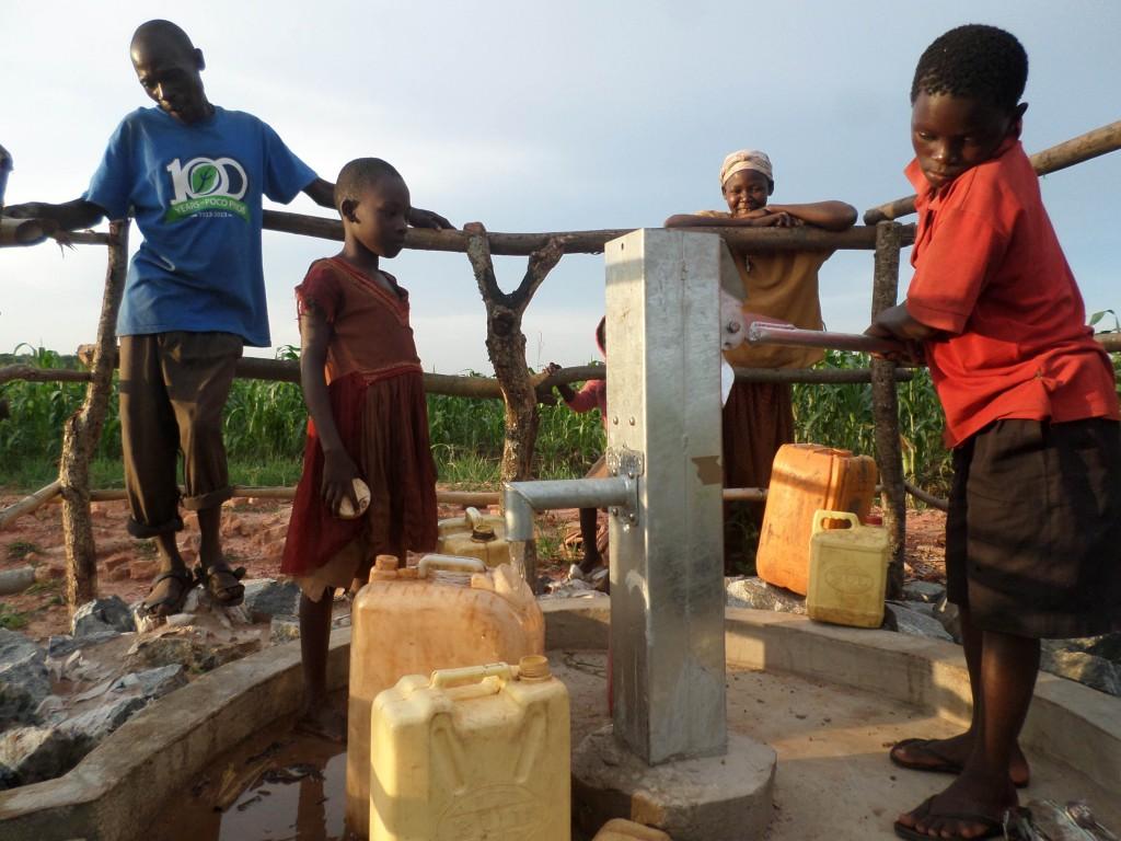 Photo of Nyakagando Community