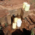 The Water Project: Shipala Primary School -  Water Containers