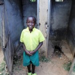 The Water Project: Mahanga Primary School -  Boys Latrines