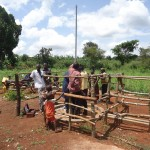 The Water Project : 17-uganda6072-pump-installation