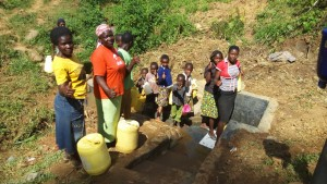 The Water Project : 18-kenya4590-protected-spring