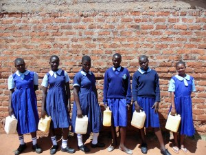 The Water Project:  Girls Who Fetch Water