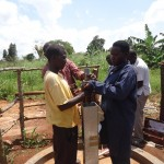The Water Project : 18-uganda6072-pump-installation