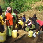 The Water Project : 19-kenya4590-protected-spring