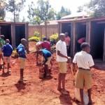 The Water Project : 19-kenya4626-latrine-construction