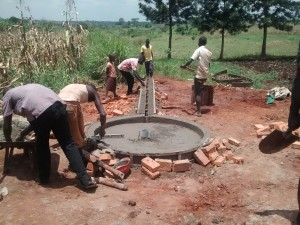 The Water Project : 2-uganda6069-construction