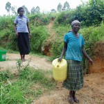 The Water Project: Elande Village, Elande Spring -