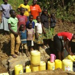 The Water Project : 21-kenya4590-protected-spring