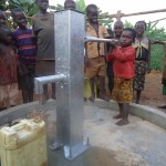 The Water Project: Fungua Macho-Chongolima Community -