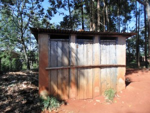 The Water Project:  Full Latrines
