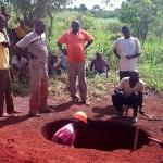 The Water Project : 3-uganda6075-excavation