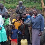 The Water Project: Ebung'ayo Community -