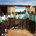 The Water Project : 30-kenya4628-finished-latrines