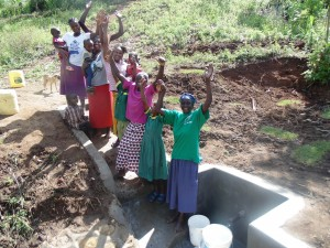 The Water Project : 34-kenya4581-protected-spring