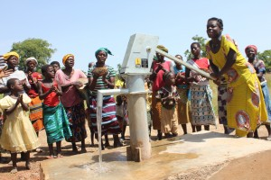 The Water Project : 4-burkinafaso9092-repaired-borehole
