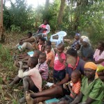 The Water Project: Ogola Spring -