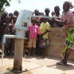 The Water Project: Orunkua Beserke Community -