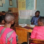 The Water Project: Mahanga Primary School -  Meeting The Headteacher