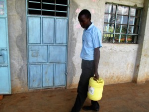 The Water Project:  Water From Home