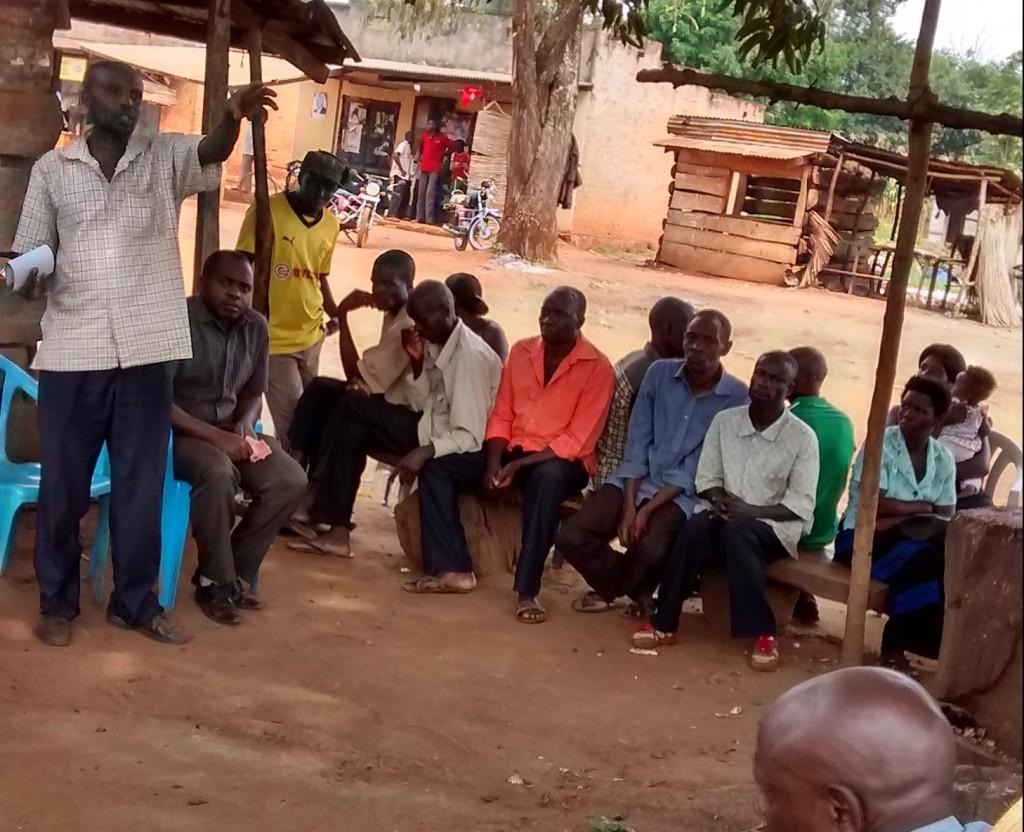 5 uganda6071 training