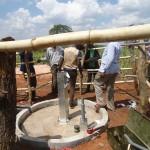 The Water Project : 5-uganda6075-installation