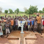 The Water Project: Dano Kobar Center Community -