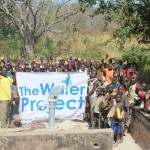The Water Project: Bouni Bouni Community -