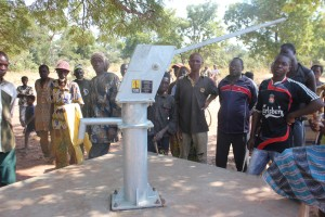 The Water Project : 6-burkinafaso9091-repaired-borehole