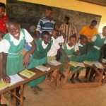 The Water Project: Esiandumba Primary School -