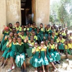 The Water Project: Mahanga Primary School -  Students