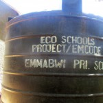 The Water Project: Emmabwi Primary School -  Small Tank For Water