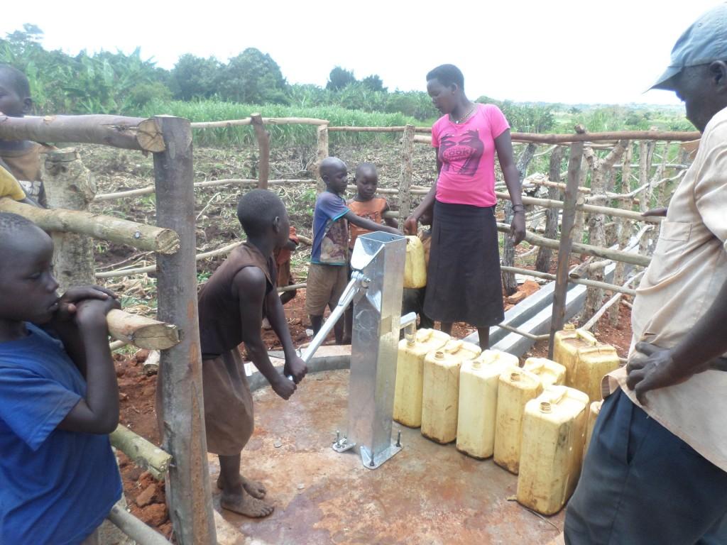 Photo of Bunyama B II Community