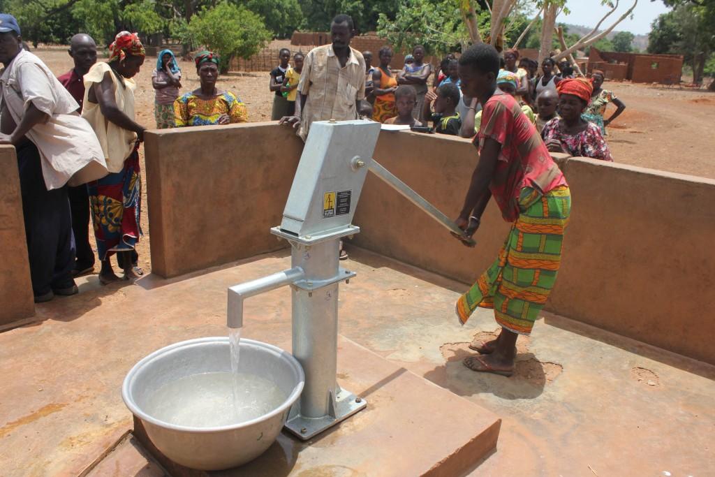 Photo of Vouregane Gueguere Community