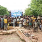 The Water Project: Dano Kobar Community -