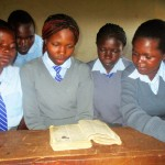 The Water Project: Bumuyange Secondary School -  Students