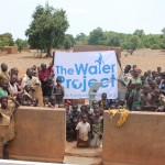 The Water Project: Vouregane Gueguere Community -