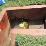 The Water Project: Emmabwi Primary School -  Mukangu Spring