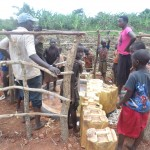 The Water Project: Bunyama B II Community -