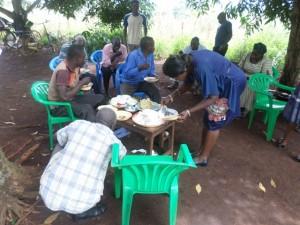The Water Project : 8-uganda6069-training