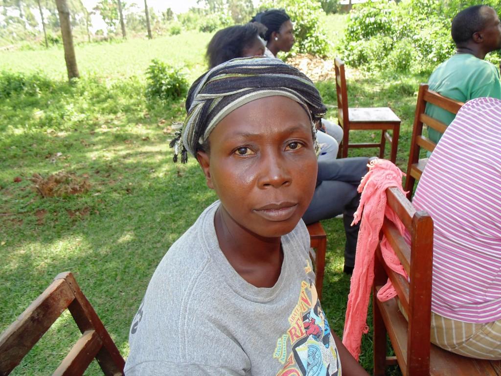 Caroline Mukabane