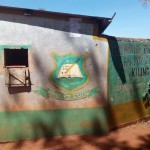 The Water Project : 1-kenya4644-school-gate