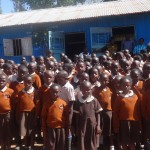 The Water Project: Compassion Primary School -  Parade For Pupils
