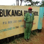The Water Project: Ebukanga Primary School -  Ebukanga Security Guard