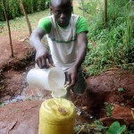 The Water Project: Emabungo Community -  Alfred Anuko