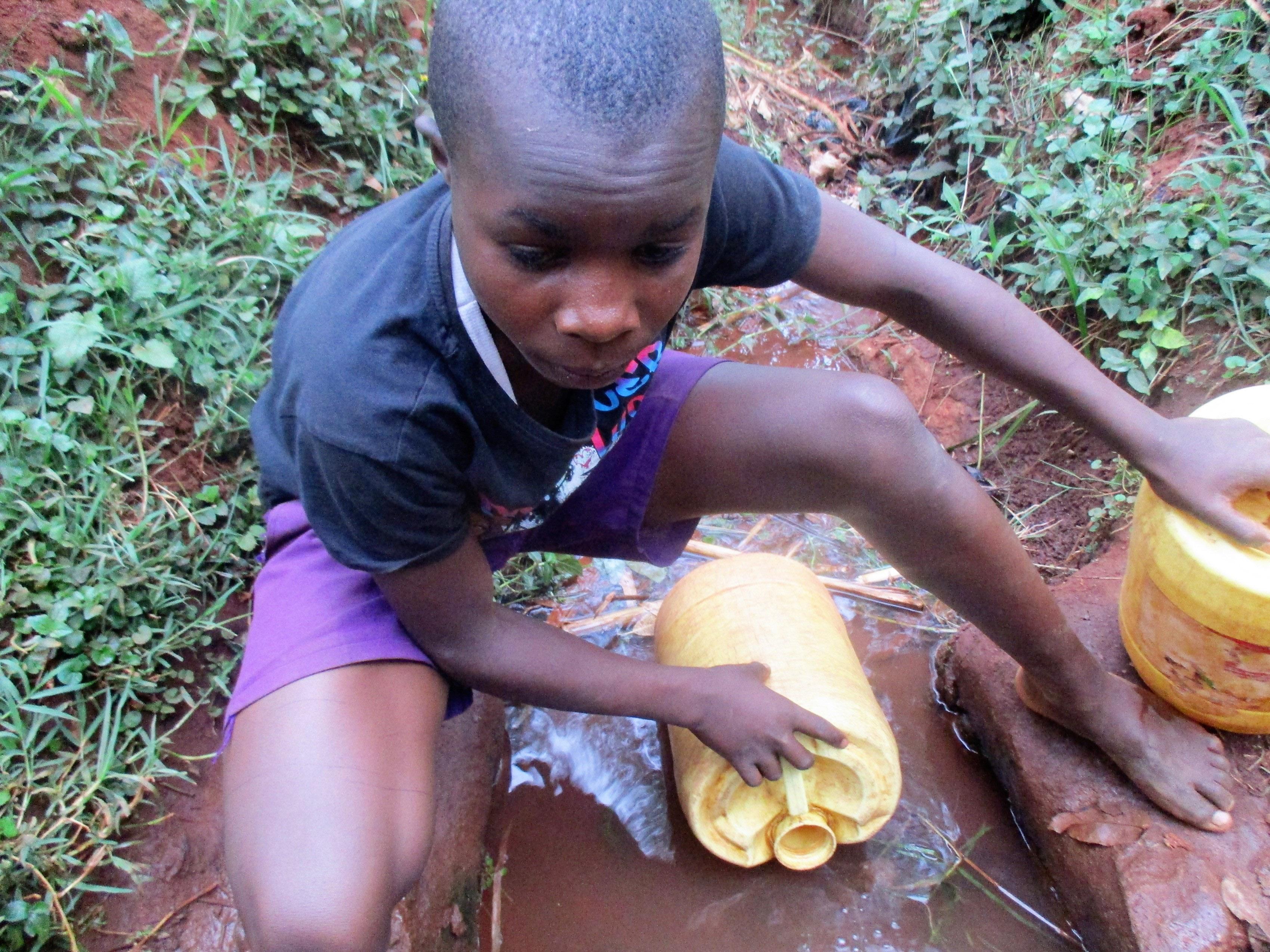 The Water Project : 1-kenya4703-brian-sagwa