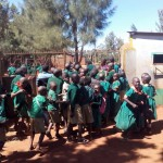 The Water Project : 10-kenya4644-students