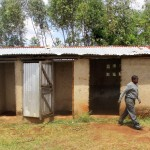 The Water Project : 10-kenya4667-latrines