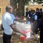 The Water Project: Ikonyero Secondary School -  Tea