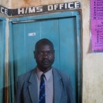 The Water Project: Emurembe Primary School -  Deputy Headteacher Jeremiah Masalia